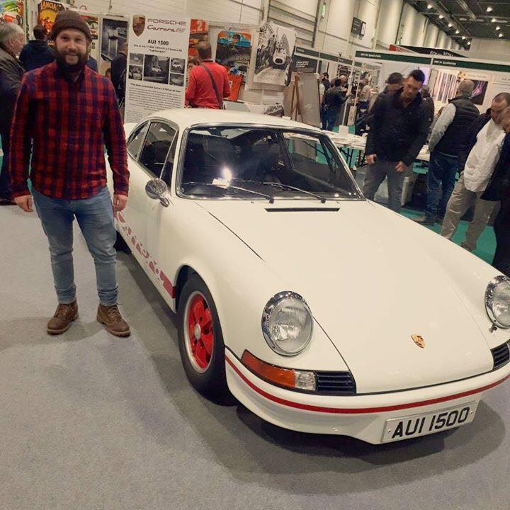 Carrera 2.7RS @ ExCel Centre, London