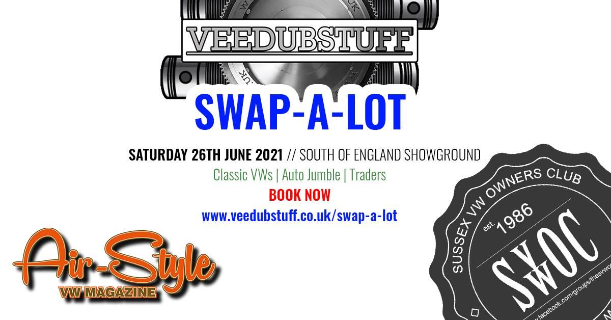 VeeDubStuff Presents SWAP-A-LOT